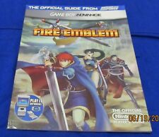 GBA - Fire Emblem ~ Nintendo Power Player's Strategy Guide ~ Brand New!