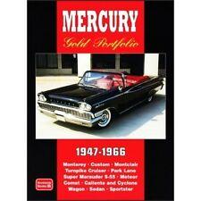 Mercury Gold Portfolio 1947-1966 Livre Papier