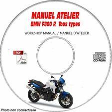 F800 R - Manuel Atelier CDROM BMW Expédition - 3 euros, Support - CD-ROM - DVD-