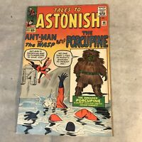 Tales to Astonish #48 1963 Marvel Comics Very Good Condition