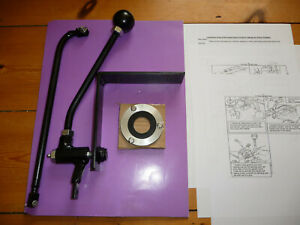 Land Rover Series 1 2 2a 3 Fairey Overdrive Linkage Kit Set Lever Knob GREASABLE
