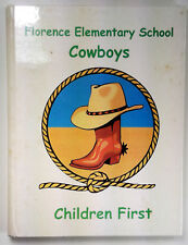 High Point NC Florence Elementary School Yearbook 1990's? North Carolina