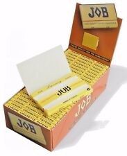 25 x JOB Luxury Doubles Cigarette Rolling Paper Booklets - Finest Quality