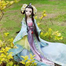 China Pretty Ancient Wencheng Princess Doll Of Kurhn Chinese Barbie Doll Figure