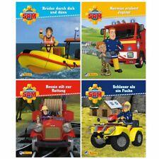 Mini Pixi Bücher | Feuerwehrmann Sam | Teil 13 - 16 | Geschichtenband
