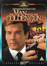 The Man With The Golden Gun Special 007 Edition James Bond DVD Brand New Sealed