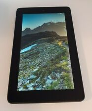 """Amazon Fire 7 Tablet 7"""" Display - 8 GB - Black Excellent Condition!"""