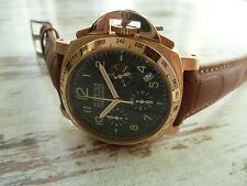 Parnis Marina Militare chronograph