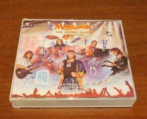Marillion - Thieving Magpie (La Gazza Ladra, Live Recording, 1988) inc. Posters
