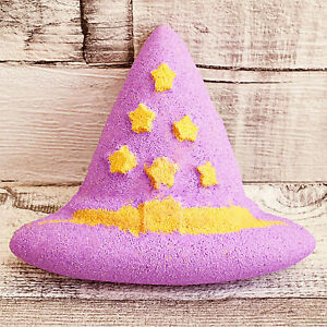 Witches Hat Mould Bath Bomb Soap Resin Jelly Chocolate Wax Craft Hand Press Mold