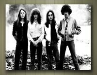 THIN LIZZY FRAMED CANVAS POSTER SIZE A1 A2 A3 OR A4 PHIL LYNOTT PRINT