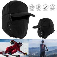 Cappellino invernale Cappello da cacciatore da uomo caldo da sci all'aperto