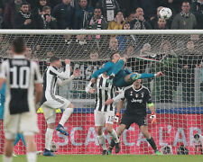 Cristiano Ronaldo - Bicycle Kick Goal vs Juventus (2018-04-03), 8x10 Color Photo