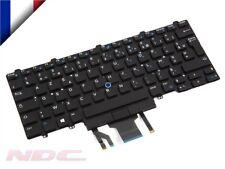 NEW Dell Latitude E5450/E5470/5480/5490 2-Point FRENCH Backlit Keyboard 0C5YKV