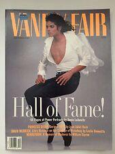collectors voted best vanity fair cover star michael jackson dec 1989 magazine