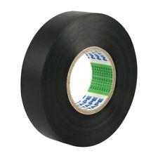 10 Rolls 18mm x 20m Black Nitto PVC Electrical Insulation Tape No. 203E