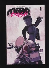 MOTOR CRUSH #0 PROMO ASHCAN 1 PER COMIC STORE EXCLUSIVE! SEE SCANS AND PICS! WOW