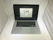 MacBook Pro Retina 15 Mid 2014 MGXG2LL/A 2.8GHz i7 16GB 512GB 6/10! w/ AppleCare