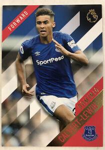 2014 Topps Premier Gold-Everton-Base Conjunto de 7 Tarjetas