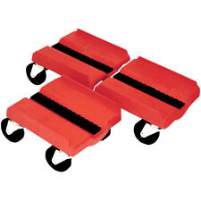 Super Caddy Super Sport Caddy Red Snowmobile Sled Dolly