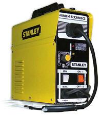 POSTE A SOUDER SEMI AUTOMATIQUE MIG ONE SANS GAZ STANLEY REF 10870