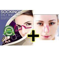 1 Plus 1 (Eyelid Trainer+Nose Reshaper) Eyelids Trainer Makeup Artifact nose up