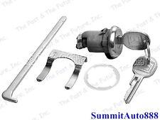 62 63 64 Chevy Nova Ignition Door Glovebox Trunk Lock Kits NOLS6264-3