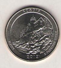 US. 2012-D. Acadia National Park. Maine. (July 8, 1916) UNC