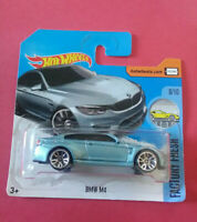 HOT WHEELS - BMW M4 - FACTORY FRESH - SHORT CARTE - DVB57 - R 5817