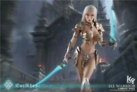 KYStudio 1/6 Soldier Elf Female Warrior BurRhea KY002B Action Figure Doll Toy