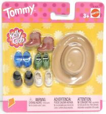 Tommy * Kelly Club Barbie Fashion Favorites Cowboy Hat Boots Shoes NEW 2002