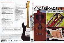 DVD Eric Clapton: Crossroads Guitar Festival - UPC 603497037827