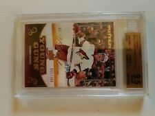 10-11 UPPER DECK EXCLUSIVES YOUNG GUNS BGS 9.5 OLIVER EKMAN-LARSSON YG RC ROOKIE
