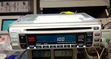 SONY CDX-1200 IN DASH AM-FM-CD PLAYER RADIO 45 WATTS X 4 (SILVER FACE)