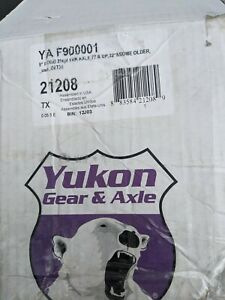 Yukon Gear & Axle YA F900001 Rear Axle for Ford 9 Differential 1541H Alloy