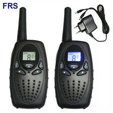 1W Handheld T628 Walkie Talkie 22 Channels 2 Way Radios FRS/GMRS with Charger