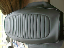 Motorcycle seat cover complete with strap Yamaha RD400C