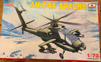ESCI Ertl Apache AH-64A 1:72 SEALED! US Air Force Navy helicopter