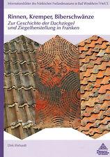 Ehrhardt, Rinnen Kremper Biberschwänze, Dachziegel Ziegel Dachpfannen in Franken