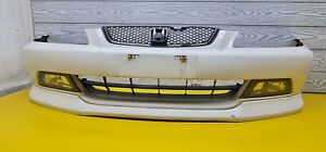 ⭕   JDM Honda Accord Euro R CL1 Front Bumper.