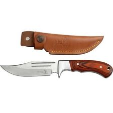 "Elk Ridge 052 Knives Fixed Knife Hunter 9.25"" 440 Stainless Upswept Blade"