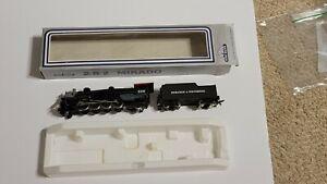 Scene Master Life-Like 2-8-2 Mikado Locomotive #689 Durango Silverton HO