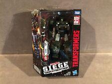 Transformers Siege War for Cybertron Hound Mis-packed in Cog Box (ERROR)