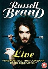 , Russell Brand: Live [DVD], Like New, DVD