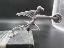 rare flying goddess packard   ratrod hotrod car hood ornament