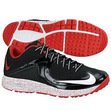 Nike Lunar MVP Pregame 2 Black/University Red Size 10 New In Box
