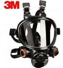 3M 7800S Reusable Fully Facepiece Respirator Gas Mask