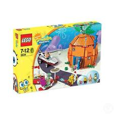 Lego 3834 Good Neighbours at Bikini Bottom - Fully Complete w/ Box & Instruction
