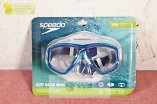 New listing Speedo Kids' Surf Gazer Goggles And Swim Masks Hawaii Blue, Age 3-8
