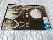 THE ILLUSIONIST – DVD, REGION-4, LIKE NEW, FREE POST WITHIN AUSTRALIA